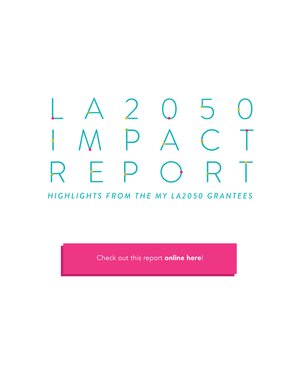 Impactreport 2015 cover